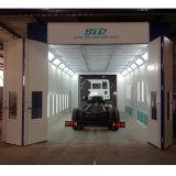 Qualitäts-großer Garage-Geräten-Farbanstrich-Stand-Spray-Stand-Farbanstrich-Raum-Auto-LKW-Spray-Stand