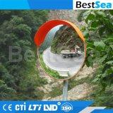Spiegel van de Fabriek van China de Flexibele Plastic Ronde Acryl Convexe