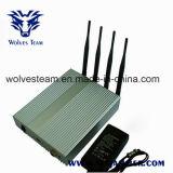 4 Antena com Controle Remoto Celular Bloqueador de sinal
