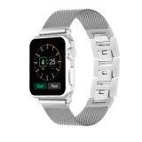 Courroie à la mode neuve de bande de montre d'acier inoxydable pour Apple 38mm 42mm