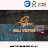 La pasta química blanco pañuelo de papel para el mercado de Brasil