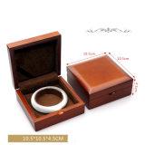 China de gama alta de madera de lujo en caja de regalo personalizados de bisutería