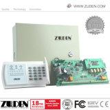 Alarme GSM sans fil de sécurité à domicile avec le RTPC réseau téléphonique filaire