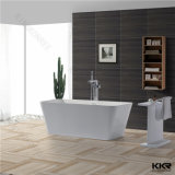 Ушат ванны Corian мебели ванной комнаты искусственный каменный