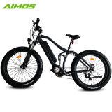 Aprovado pela CE 36V 350W gordura barata de bicicletas eléctricas dos pneus