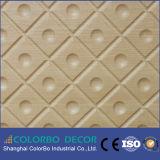 Интерьер нутряной стены панели стены доски стены 3D шипучки декоративный