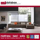 Современный вид в разрезе диван с имитацией застежки хлопковой ткани высокого качества для гостиной мебель-G7601