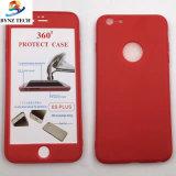 iPhone Samsung를 위한 새로운 이동 전화 실리콘 전화 상자