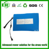 24V 6ah Systeem van de Opslag van de Zonne-energie van het Pak van de Accu het Winderige in China met Voorraad