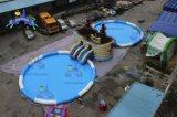 주제 세계를 위한 팽창식 이동하는 물 공원