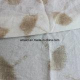 Baumwollleinenschaftmaschine-Garn gefärbtes Gewebe für Kleider