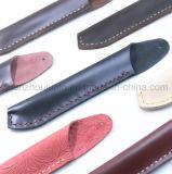 OEM crayon en cuir classique housse de sac de plumes