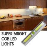 Superpotencia 3*AAA de mazorca de luz LED de iluminación del gabinete