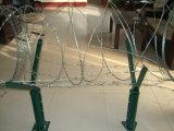 De Kwaliteit van de veiligheid Anti beklimt de Omheining van het Netwerk van de Draad (xmm-015)