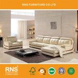 D063 Mobilier de style moderne salle de séjour L canapé d'angle