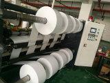 Fita adesiva de rolo enorme que corta a linha máquina