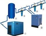 Modeerscheinung 14m3/Min, die für den Export gekühlten Luft-Trockner Luft-Abkühlt
