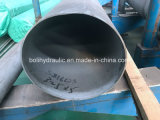 ステンレス鋼304/316は物質的な証明書が付いている管を砥石で研いだ