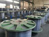 Высокое качество стали 0.6-60проволочного каната (мм)