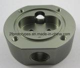 Hohe Präzision passte CNC maschinell bearbeitete Al CNC-Zoll-Teile an