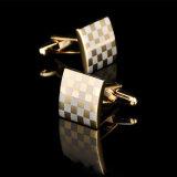 Nieuwe Van de Bedrijfs gift van de Mens van het Roestvrij staal van de Decoratie Cufflinks