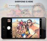 """Doogee X20 удваивает телефон мобильного телефона 5.0MP+5.0MP задней камеры 5.0 """" франтовской"""