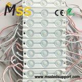 중국 3 PCS 165 정도 SMD는 역광선 - 중국 LED 모듈, 방수 LED 모듈을%s 주입 LED 모듈을 방수 처리한다