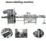 Automatische Glasflasche Belüftung-Hülsen-Etikettiermaschine