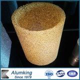 Sonido / agua / Material de espuma de aluminio a prueba de calor para la decoración