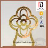 Конструкция цветка и стул венчания рамки нержавеющей стали