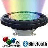 Foco LED impermeable al aire libre CREE PAR36 de la luz de acento