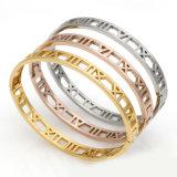 ギフトのファッション小物の金のステンレス鋼のブレスレットの宝石類