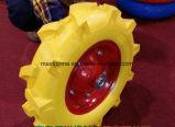 Marca Tgum 400-8 Roda de espuma de PU sólido