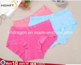 Madame classique Panty Underwear de culottes de dames de culottes de Mi-Taille modale mûre de fantaisie en gros de femmes
