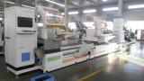 Выстукивать CNC алюминия филируя сверля продевающ нитку машину