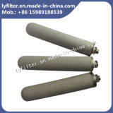 Cartuchos de filtro Titanium de agua del reemplazo de 2 micrones para la ósmosis reversa