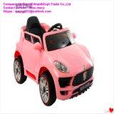 3-8years赤ん坊のおもちゃのための卸売によって塗られる子供の電気自動車