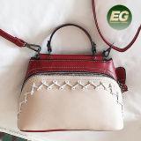 Sac d'épaule célèbre de femme d'unité centrale de qualité de sacs à main de marque de créateur d'emballage de sacs de couleur de sac neuf de collision de Chine Sy8640