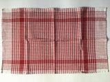 中国の工場農産物のカスタム刺繍の綿のふきんPlacemat