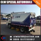 고품질 거리 청소원 트럭, 판매를 위한 3cbm 도로 스위퍼 트럭