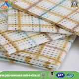 Tissu de nettoyage non-tissé de Microfiber pour la cuisine