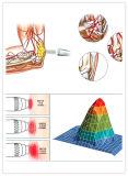 De hete Fysiotherapie van de Drukgolf van de Verkoop Voor Drukgolf Extracorporeal van de Pijn van de Hulp de Draagbare