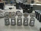 安い価格の花こう岩の墓碑のランタンの卸売の石ランプ