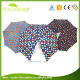설명서 충분히 인쇄를 가진 열려있는 16inch 아이들 우산
