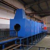 Normalización de la máquina del horno para la nueva planta del cilindro del LPG