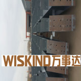 Breite Überspannungs-vorfabriziertes Stahlkonstruktion-Lager