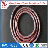 Hot Sale économique à faible coût Fibre flexible en PVC flexible tressé