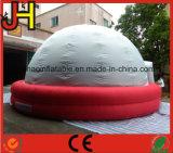 Мобильные надувные проекции воздушного купола Планетарий Палатка для просмотра фильмов