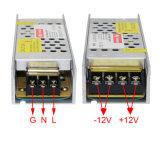 12V 100W dimagriscono l'alimentazione elettrica di commutazione del LED per la casella chiara
