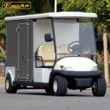 高品質2のシートのケースが付いている電気ゴルフカート